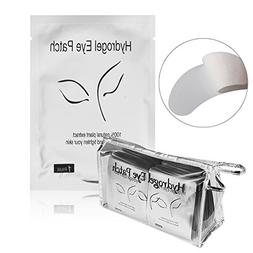 110 Pairs Under Eye Eyelash Extension Gel Patches Kit, Lint
