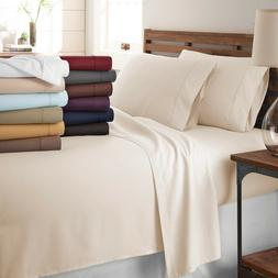 Egyptian Comfort 1800 Series Hotel Quality Bed Sheets Hypoal