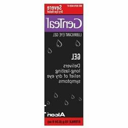 Genteal Tears Lubricant Eye Gel Severe Dry Eye Exp. Dec/2020