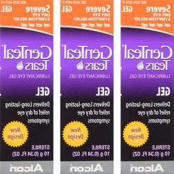 3 pack severe dry eye relief lubricant