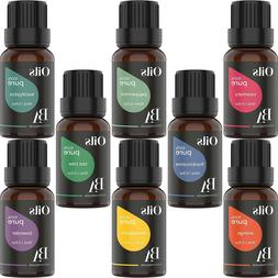 Art Naturals Top 8 Essential Oils - 100% Pure Of The Highest