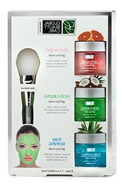 Anti-Aging, Moisturizing, Pore Refining Gel Face Mask with A