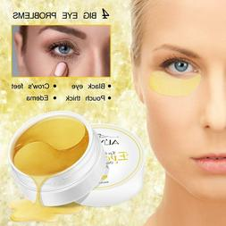 BOOM!! Eye Gel Under Pads Eye Treatment Mask, 24K Gold Gel C
