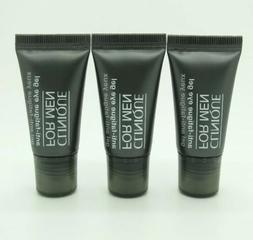 Brand New! Lot 3 Clinique For Men Anti-Fatigue Eye Gel