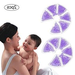 Samber Breastcare Thermopads Breast Therapy Gel Bead Ice Pac