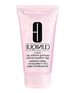 Clinique 2-In-1 Cleansing Micellar Gel + Light Makeup Remove
