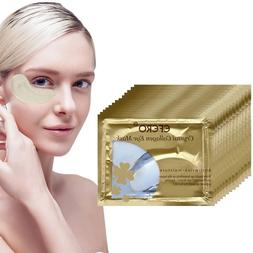 Collagen Crystal <font><b>Eye</b></font> Mask <font><b>Gel</