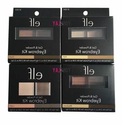 e.l.f. Studio Eyebrow Kit Wax Gel Powder Liner ELF Eye Brow