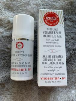 First Aid Beauty Eye Duty Triple Remedy A.M. Gel Cream .5oz