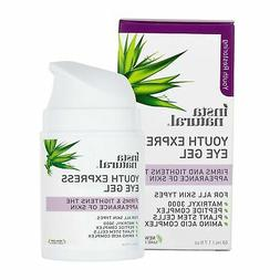 New InstaNatural Eye Gel Cream - Wrinkle, Dark Circle, Fine