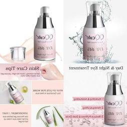Eye Gel, QQcute Day & Night Anti-Aging Treatment Cream for W