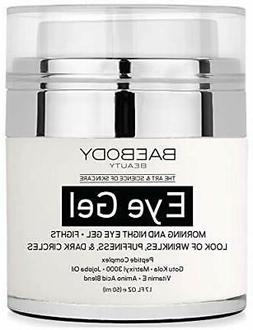 Baebody Eye Gel for Appearance of Dark Circles, Puffiness, W
