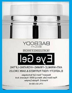 Baebody Eye Gel for Appearance of Dark Circles Puffiness Wri