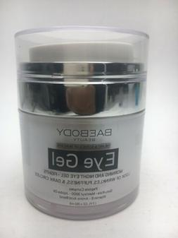 BaeBody Eye Gel For Dark Circles & Anti Wrinkle 1.7oz New Un