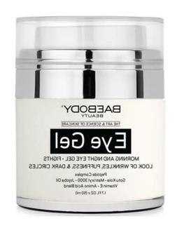 Baebody Eye GEL for Dark Circles Puffiness Wrinkles and Bags