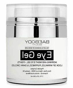 Baebody Eye Gel for Dark Circles, Puffiness, Wrinkles and Ba