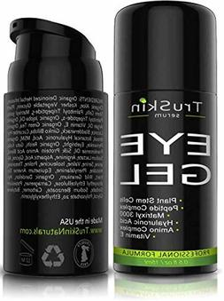 Best Eye Gel for Wrinkles, Fine Lines, Dark Circles, Puffine