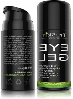 Best Eye Gel for Wrinkles, Fine Lines Dark Circles Puffiness