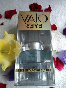 Olay Eyes Deep Hydrating Eye Gel, 0.5oz NEW