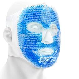 Luxury Face Cold Mask - Ice Cold Gel Pack with a Soft Cotton
