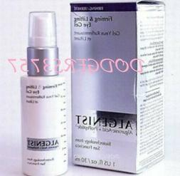 Algenist FIRMING & LIFTING EYE GEL 1 OZ JUMBO SIZE!  NEW! BO