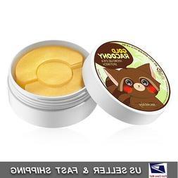 Gold Racoony Hydro Gel Eye & Spot Patch 90ea