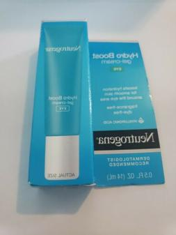 Neutrogena Hydro Boost Eye Gel-Creme Hydration Boost 0.5 Oz