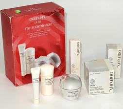 NEW SHISEIDO IBUKU SKIN RESCUE SET KIT NEW FREE SHIPPING GIF
