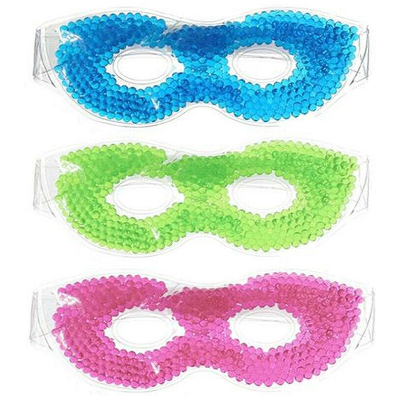 1 gel eye mask hot cold ice