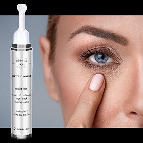 NEW Aging Eye Cream Circles and Eye Fine in ONLY 4 The Eye Cream for