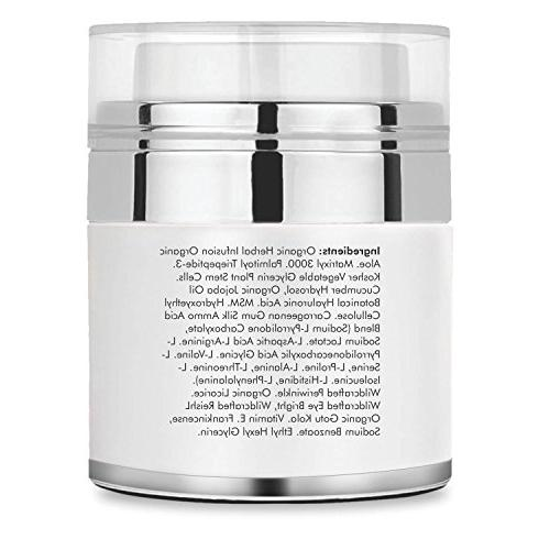 NEW FOR MD Eye for Wrinkles and Bags. The Most Effective Anti-Aging Eye Gel for and 1.7