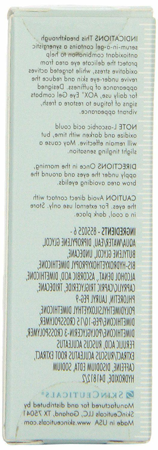 Skinceuticals 0.5 Ounce, Eye Treatment