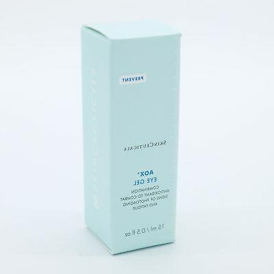 aox eye gel combination antioxidant treatment gel