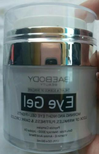 Baebody Eye Dark Puffiness Wrinkles & Box/New Product