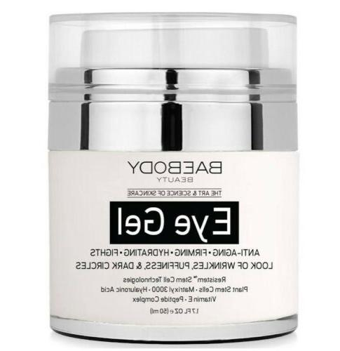 baebody eye gel for dark circles puffiness