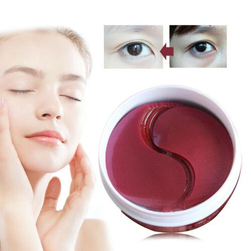 Collagen Mask Anti-Wrinkle Cream Circle Pad