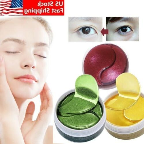 collagen gel eye mask anti wrinkle eye