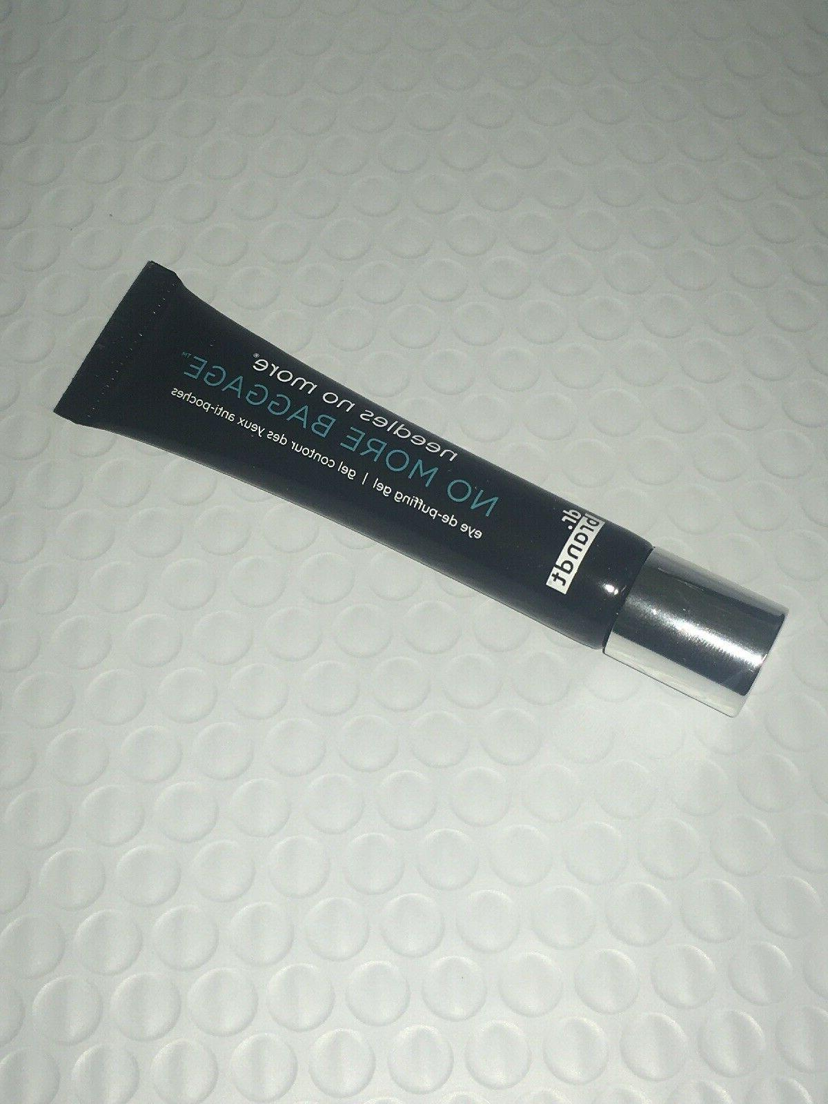 Dr. Brandt Skincare No More More Baggage Gel NEW