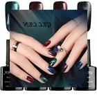 Gellen Fashion 3D Magnet Cat Eye Gel Nail Polish Set - Class