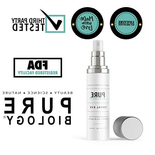 Premium with Vitamin Anti Complexes to Reduce Dark Under Wrinkles & Fine Lines Men