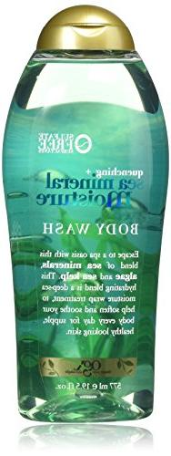 OGX BODY WASH SEA MINERAL MOISTURE 19.5 Ounce