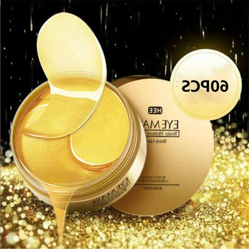 USA Gold Eye Patch Pads Firming