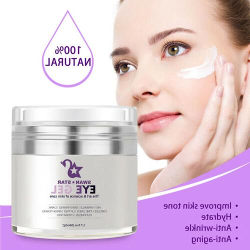 Swan Cream Remove Dark Circles-Crows EYE Bags Anti Aging