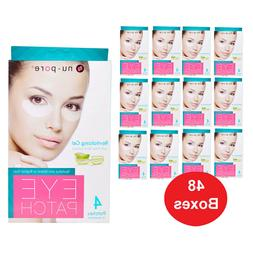 Lot Nu-pore Revitalizing Anti-Wrinkle Gel Eye Strips Patches