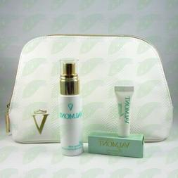 Valmont Moisturizing Eye-C Gel and Priming with a Hydrating