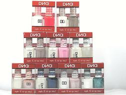DND Nail Soak Off Gel & Polish Combo Duo Assorted Colors 585