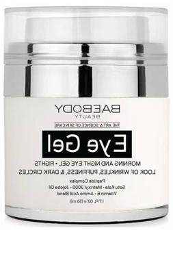 NEW Baebody Eye Gel for Appearance of Dark Circles, Puffines