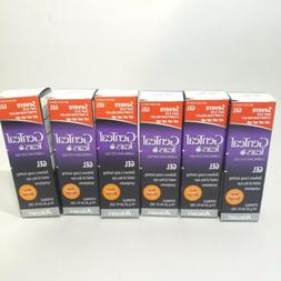 New LOT OF 6 Alcon GENTEAL Tears lubricant Eye Gel for Sever