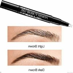 NIP Avon True Color Perfect Brow Gel~light brown~ free shipp