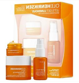 Set of Olehenriksen Brightening Essentials Set